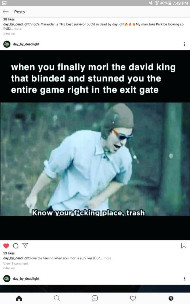 Dead by Daylight: Memes - Dead By Daylight Memes image 5