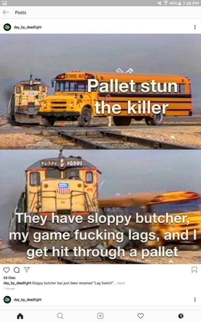 Dead by Daylight: Memes - Dead By Daylight Memes image 1