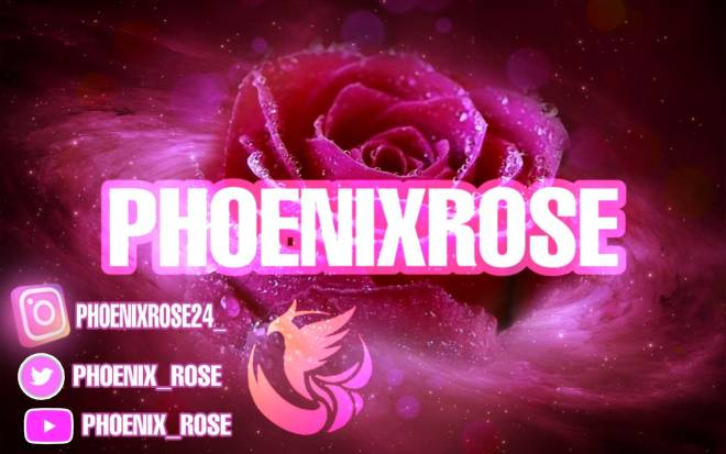 Off Topic: General - Banner for Phoenixrose 🌹 image 1