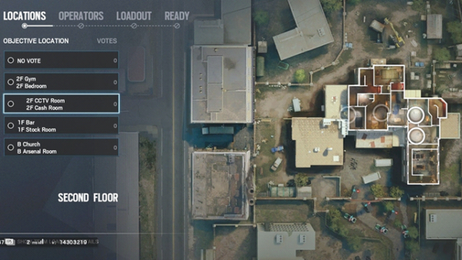 Rainbow Six: Guides - Guide to playing 'Jackal' in 'Clubhouse' image 2