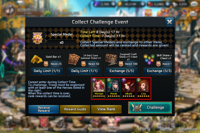 Ceres M: ★ events - Ceres M August 2th Week Event!  image 4