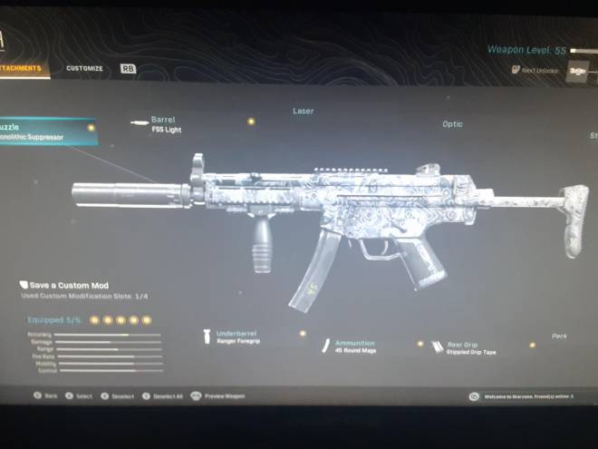 Call of Duty: Event - Load out for warzon3 image 1