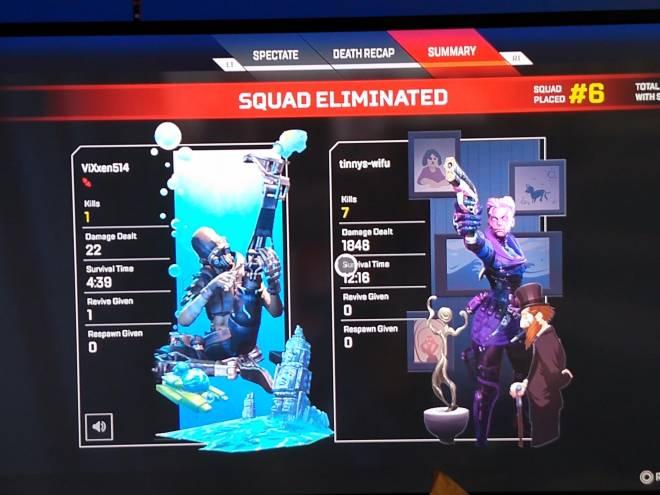 Apex Legends: General - Need better teammates randoms are trash image 1