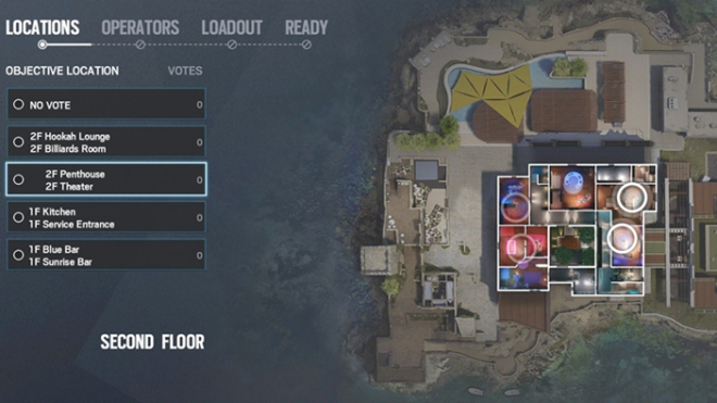 Rainbow Six: Guides - Guide to playing 'Rook' in 'Coastline'  image 2