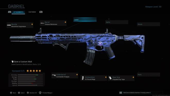 Call of Duty: Event - My loadout  and why I picked this image 3