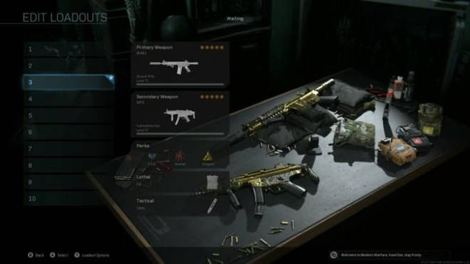 Call of Duty: Event - My MP Loadout image 2