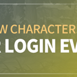 New Character is HERE! New Login Bonus Event!