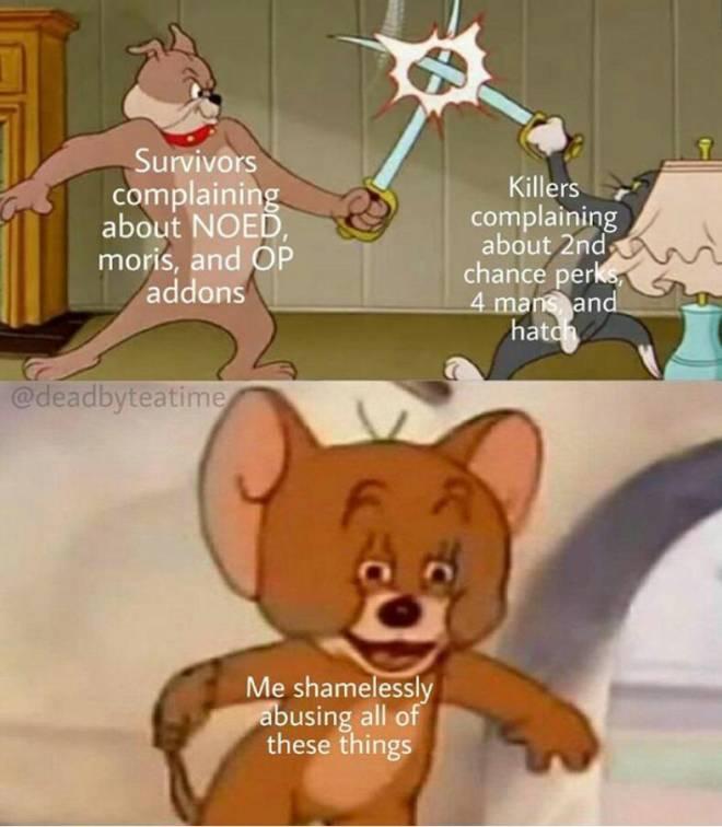 Dead by Daylight: General - Dbd Memes image 4