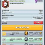 Active clan trying to war
