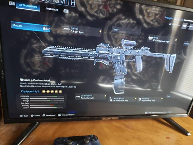 Call of Duty: Event - My MW Loadout image 2