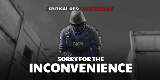 ENG Critical Ops: Reloaded: Announcements - [Announcement] Ranked Match ladder score error is now resolved image 1