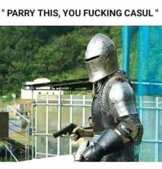 For Honor: General - When you are tired of getting parried  image 1