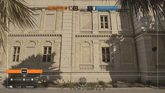 Rainbow Six: Guides - Guide to playing 'Fuze' in 'Consulate' image 4