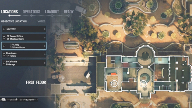 Rainbow Six: Guides - Guide to playing 'Fuze' in 'Consulate' image 2