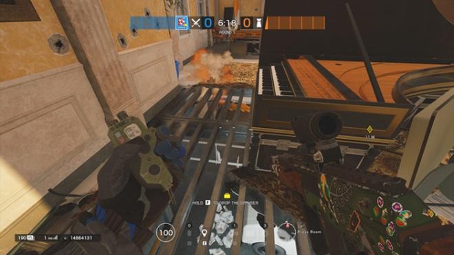 Rainbow Six: Guides - Guide to playing 'Fuze' in 'Consulate' image 52