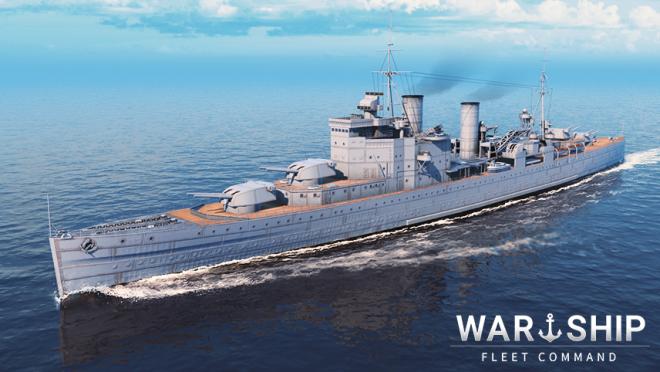 Warship Fleet Command: Notice - [NOTICE] UPDATE NOTE : August. 14, 2020 image 4