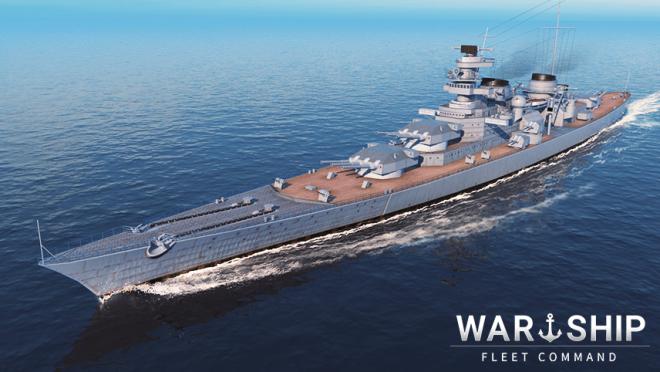Warship Fleet Command: Notice - [NOTICE] UPDATE NOTE : August. 14, 2020 image 5