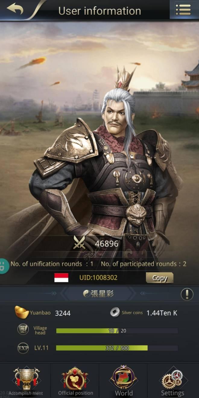 Three Kingdoms RESIZING: Limited General Board [Yuan Shao], END - Hello Yuan shao image 2