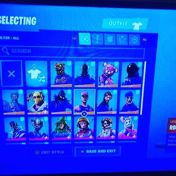 Fortnite: Looking for Group - Trading unstacked black knight for season 3 account unstacked  image 3