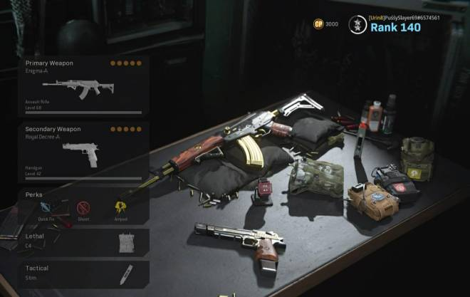 Call of Duty: Event - Loadout submission  image 2