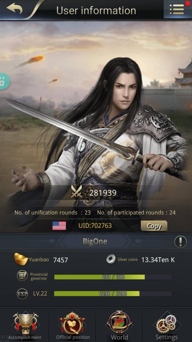 Three Kingdoms RESIZING: Free Board - Thanx for Red Hero Today image 2