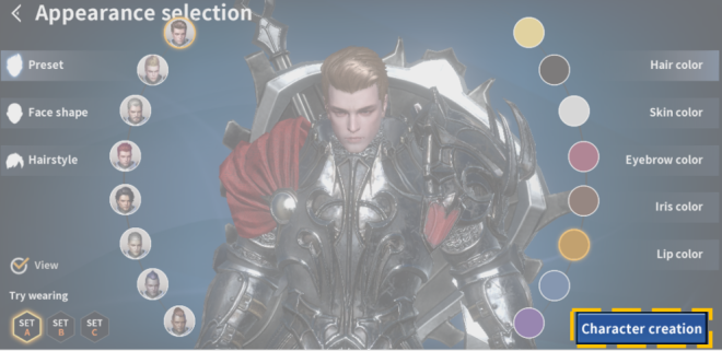 Icarus M: Riders of Icarus: Guide - How to create a Character image 8