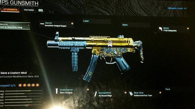 Call of Duty: Event - My Go TOO Warzone Loadout image 3
