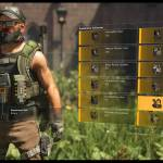 Title Update 11 will implement Appearance Mods into the existing character menu for The Division 2.