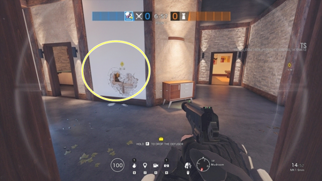 Rainbow Six: Guides - Reworked Chalet Preview image 32