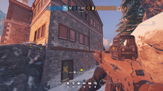 Rainbow Six: Guides - Reworked Chalet Preview image 6