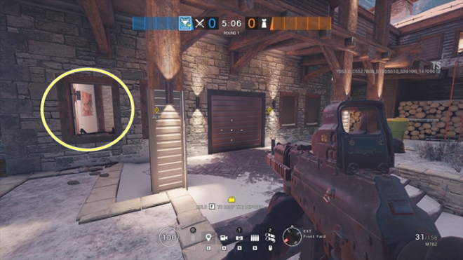 Rainbow Six: Guides - Reworked Chalet Preview image 46