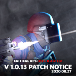 [Patch] V1.0.13 Patch Notes
