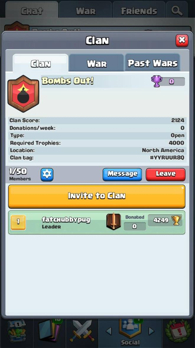 Clash Royale: Recruiting - Please join, image 2