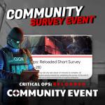 [Event] Community Survey Event
