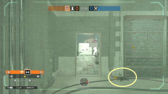 Rainbow Six: Guides - Guide to playing 'Mute' in 'Border'  image 22