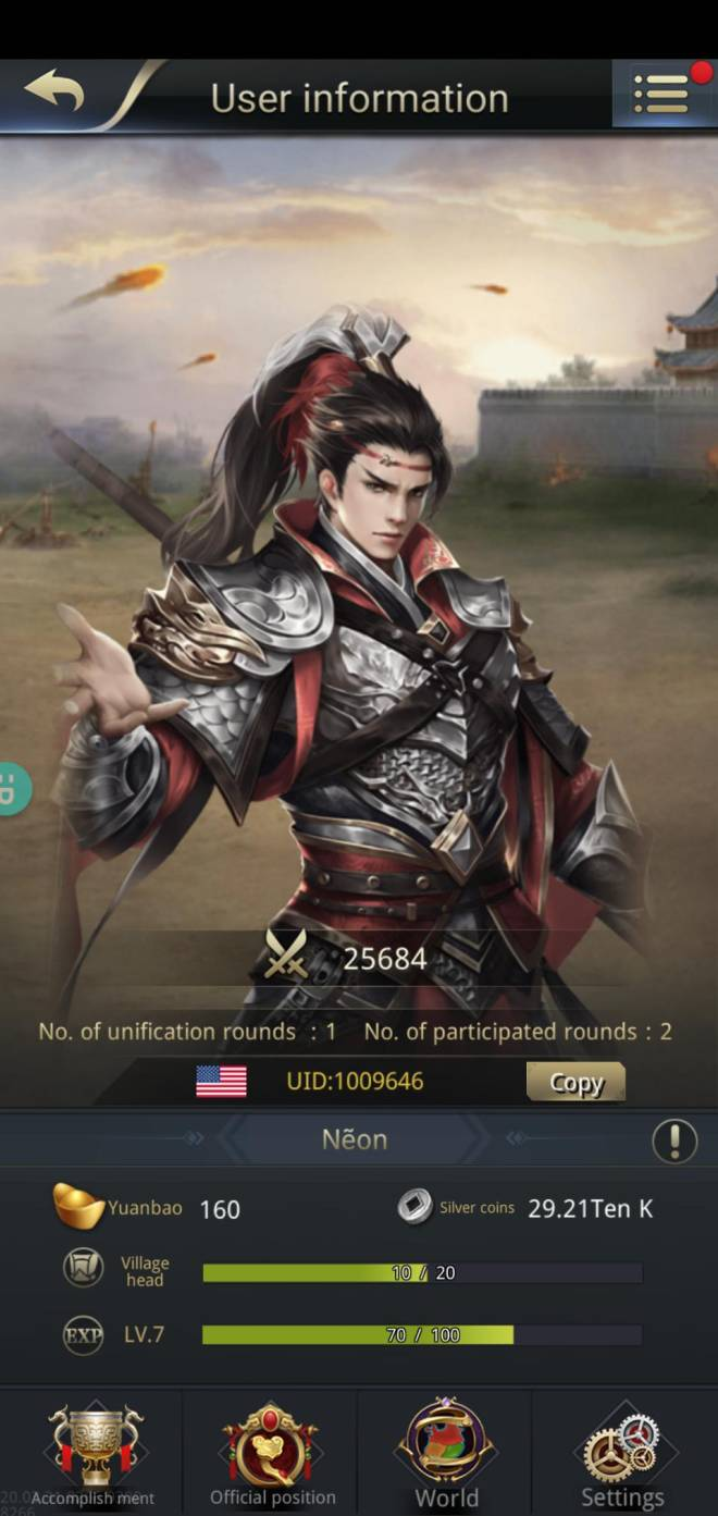 Three Kingdoms RESIZING: Limited General Board [Cao Ren], END - Good game image 2