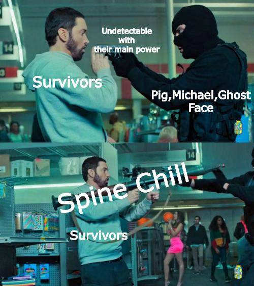 Dead by Daylight: Memes - Me and my friend just love this perk. (I know it's a repost but I do moot quest)  image 1