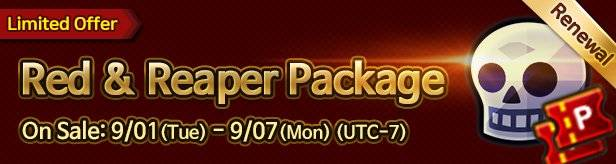 60 Seconds Hero: Idle RPG: Events - [Limited Offer] Red Ticket & Reaper Package 9/01(Tue) – 9/07(Mon) image 17