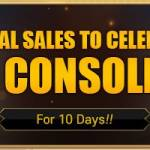 Special Sales Event to Celebrate the Server Consolidation