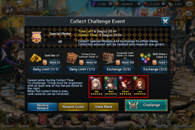 Ceres M: ★ events - Ceres M September 1th Week Event!  image 4