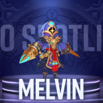 "Hero Spotlight: Melvin - ""Emptiness will lead us to the new world!"""