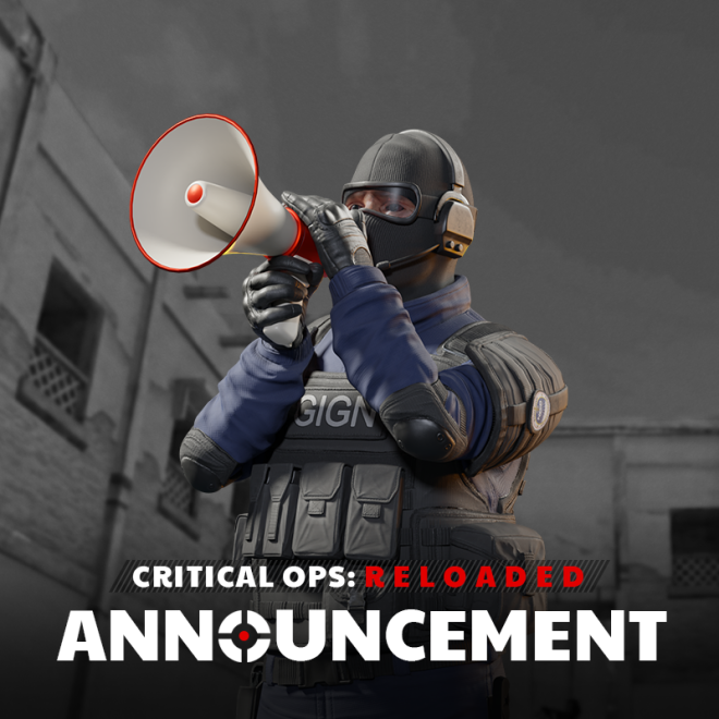 ENG Critical Ops: Reloaded: Announcements - [Event: Ranked Match Fever W7] Event Results image 1