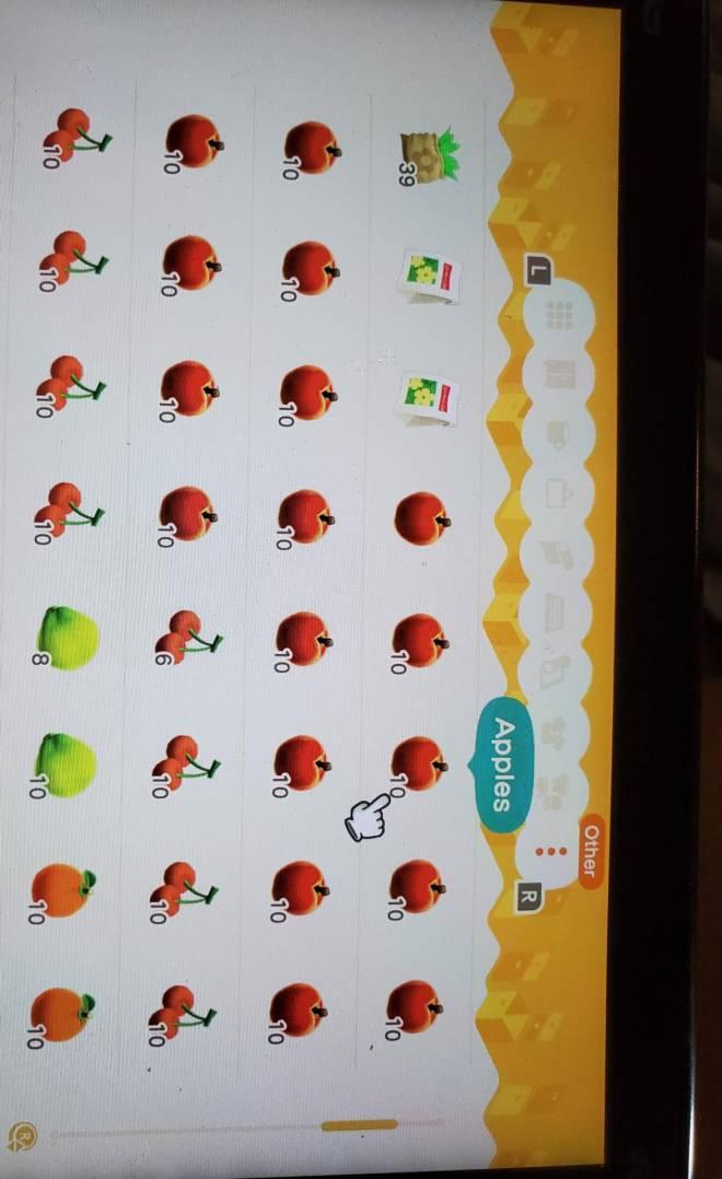 Animal Crossing: Trading - 388 fruit image 2