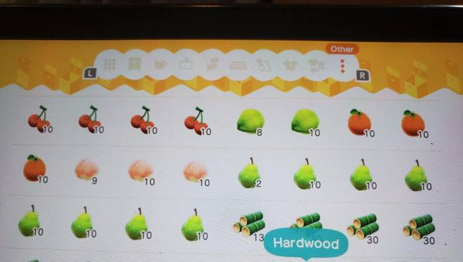 Animal Crossing: Trading - 388 fruit image 3