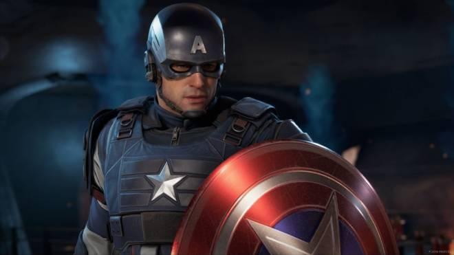 Marvel's Avengers: Posts - Indefinite Captain America's ult tree image 1