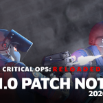[Patch] V1.1.0 Patch Notes
