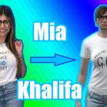 How To Make MIA KHALIFA On GTA 5