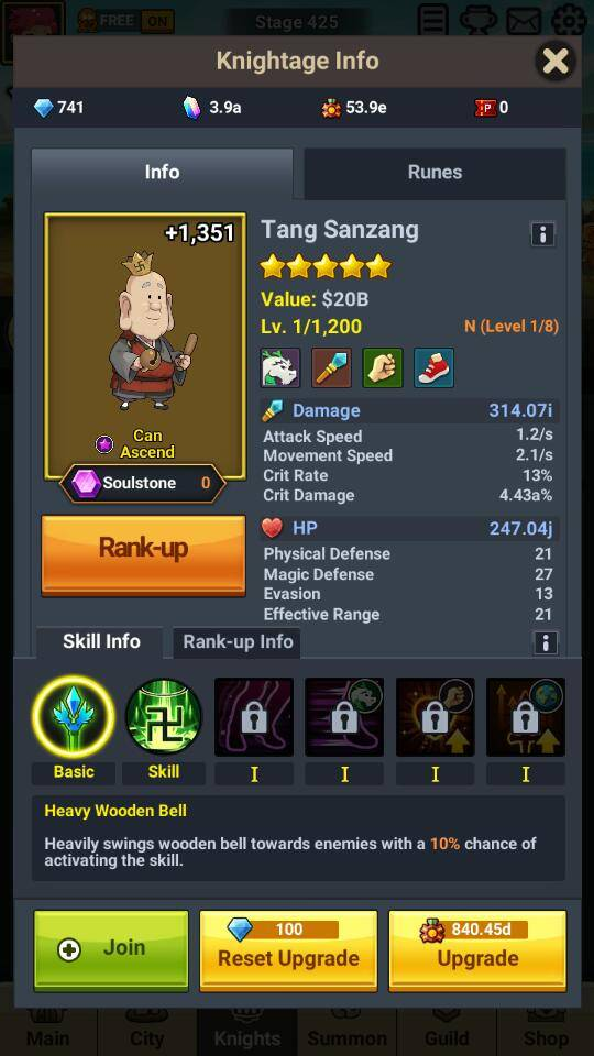 60 Seconds Hero: Idle RPG: General - I got Tang!👍😆 image 1