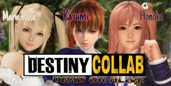 DESTINY CHILD: FORUM - Kasumi and Collab - Dead or Alive + Sondage 🙏 image 2