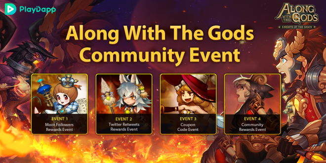 Along with the Gods: Knights of the Dawn: Events - Awesome rewards for our AWTG communities! image 50